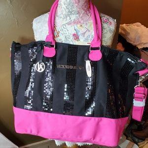 Victoria's Secret Blingy Bag